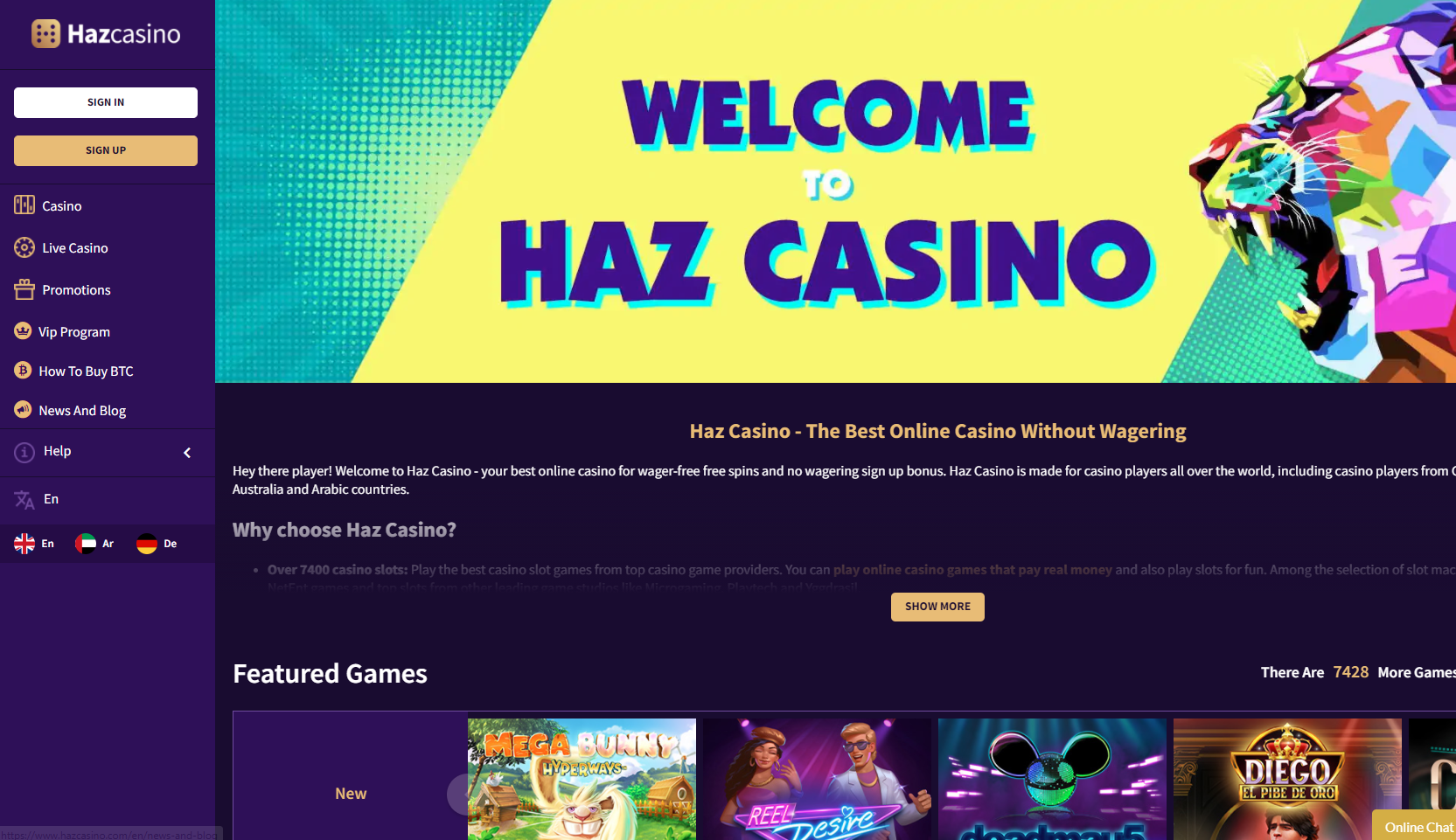 HazCasino Review.png